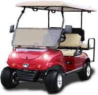 Golf carts unlimited cocoa titusville and viera for Narrow golf cart